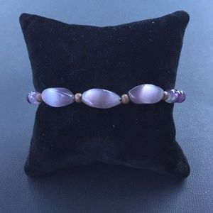 Amethyst Bracelet for CLARITY, HEALING, BALANCE